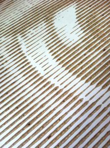 CNC half tone panels